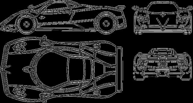 Exemple de blueprint utilisé pour dupliquer un objet