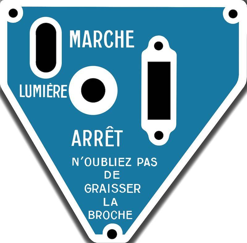 Image à transférer sur une plaque en aluminium, dessin d'origine.