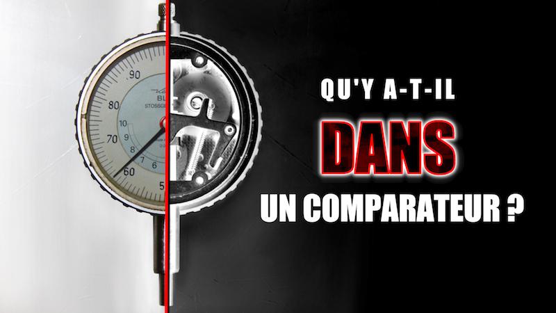 Comment fonctionne un comparateur ?
