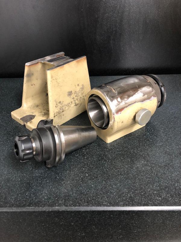 broche de diviseur et cone SA45
