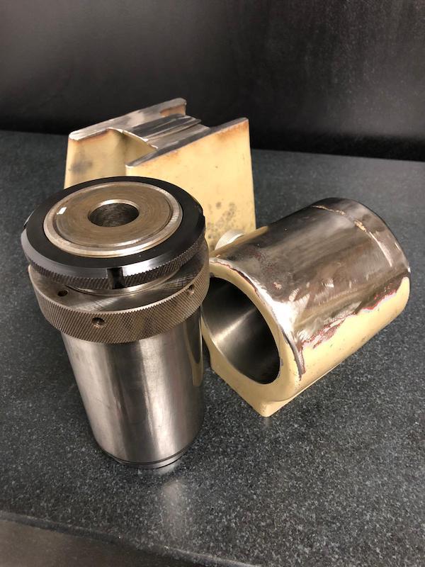 Composants du diviseur pour affuteuse