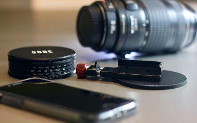Filtre ND : Osez sur iPhone !